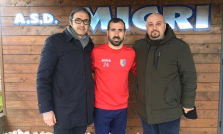 Afragolese, preso un forte centrocampista: in rossoblù arriva Francesco Santonicola