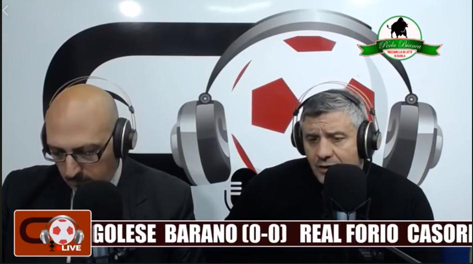 """Squillante a Campania Football Live: """"Nel calcio non mi meraviglio più di nulla"""""""