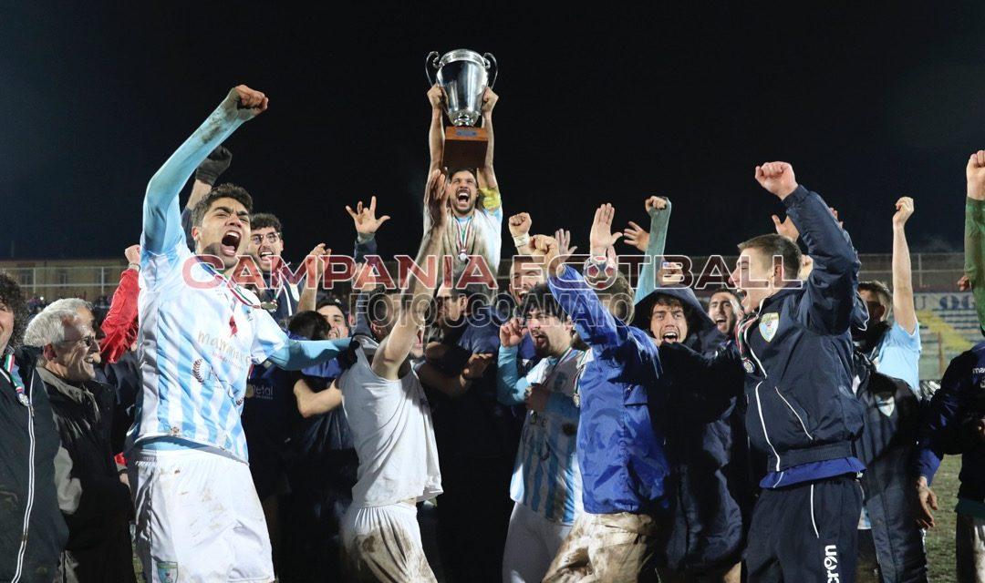 Coppa Italia Dilettanti Nazionale, debutto storico per il Cervinara
