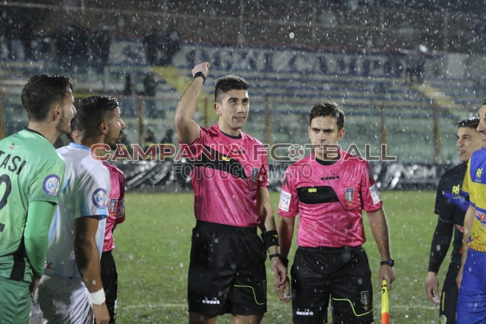 LIVE | Finale Coppa Italia Eccellenza: Giugliano-Audax Cervinara