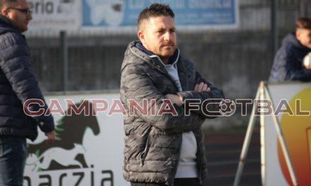 """Sarnataro tiene alta la concentrazione: """"Con la Flegrea come con il Giugliano"""""""