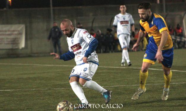 """Boys Pianurese-Cardito 3-1: al """"Simpatia"""" si interrompe la striscia positiva gialloblù"""