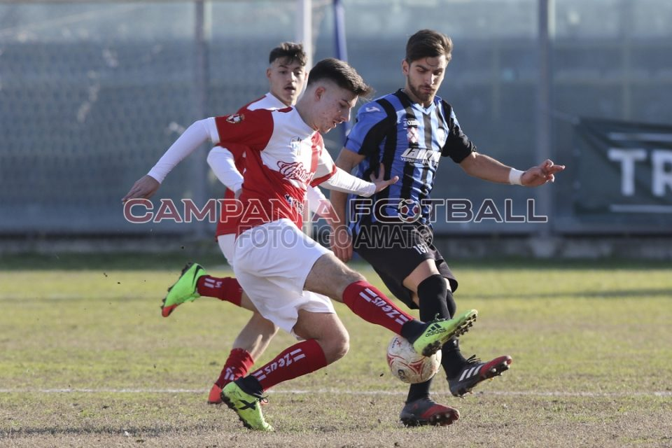 Virtus Goti-Club Ponte 1-0: la decide Orefice
