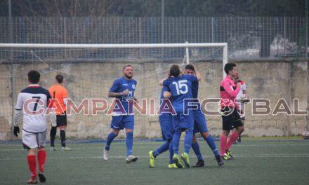 FOTO | Promozione Girone B, Ponticelli-Torrese 1-3