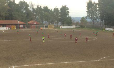 Teano-Casalnuovo 2-0: un gol per tempo e granata in ginocchio