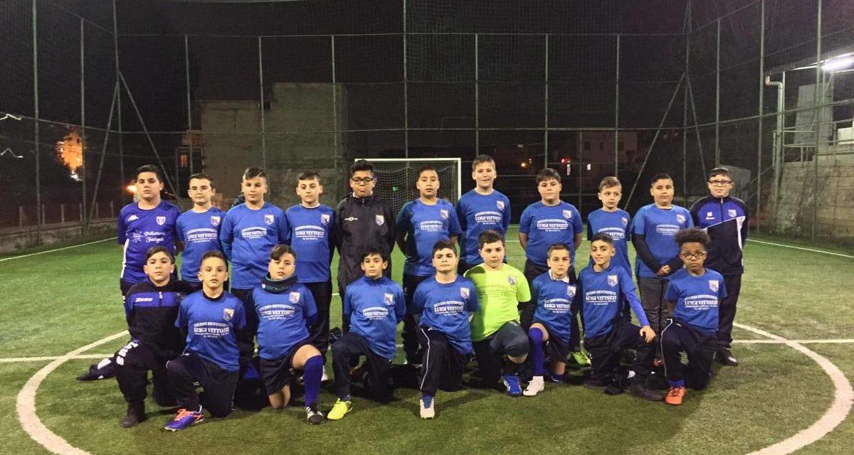 Nel Rione Sanità il calcio non finisce grazie alla Scuola calcio Progetto Sanità