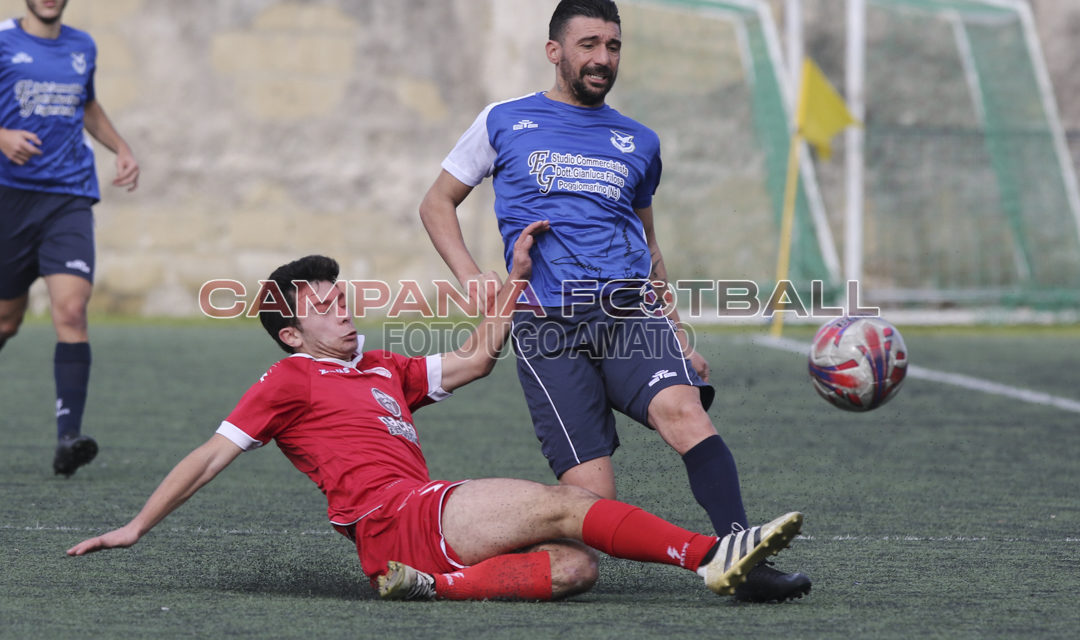 Presentazione Promozione girone B: Poggiomarino ostacolo Puteolana 1909, Vico Equense e S. Antonio Abate match casalinghi