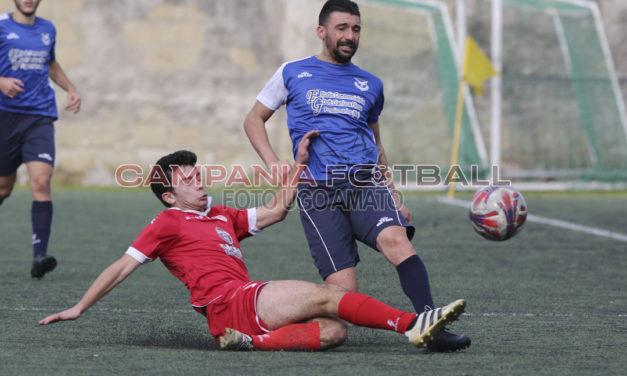 FOTO | Promozione girone B, Ponticelli-Poggiomarino 1-2: sfoglia la gallery di Ugo Amato
