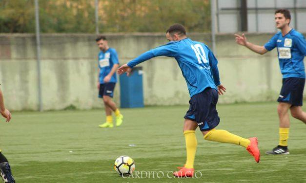 Cardito-Montecalvario 1-1: Panfili risponde a Mugione
