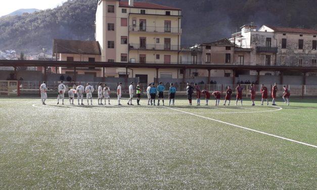 Sei Casali continua il momento nero: lo Sporting Pontecagnano vince a Prepezzano