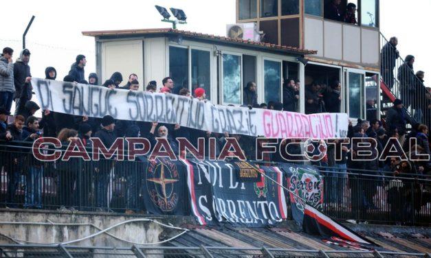 FOTO | Serie D Girone H, Sorrento-Cerignola 1-2: sfoglia la gallery