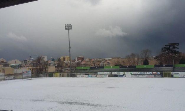 Neve in Puglia, a rischio rinvio le gare di Granata e Gelbison