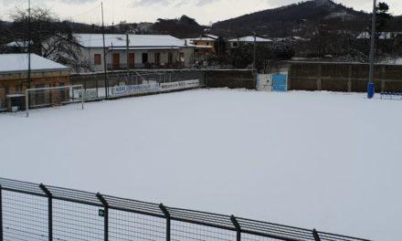 Neve e gelo, la Figc Campania rinvia le gare di Eccellenza Gir. B e della Promozione Gir. C