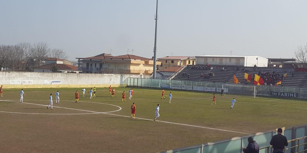 LIVE   Semifinale Coppa Italia Promozione: Marcianise-S.Antonio Abate