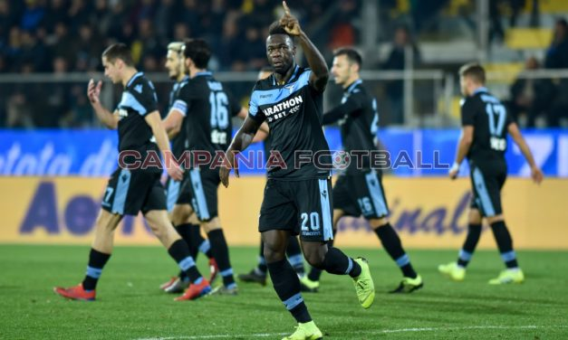 FOTO | LE ALTRE DI A, Frosinone-Lazio 0-1: sfoglia la gallery di D'Amico e Villani