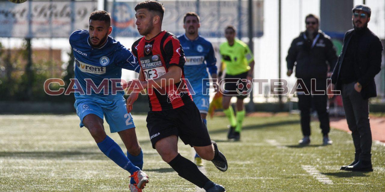 Serie D, slittano al 27 Marzo le gare di Avellino e Nocerina