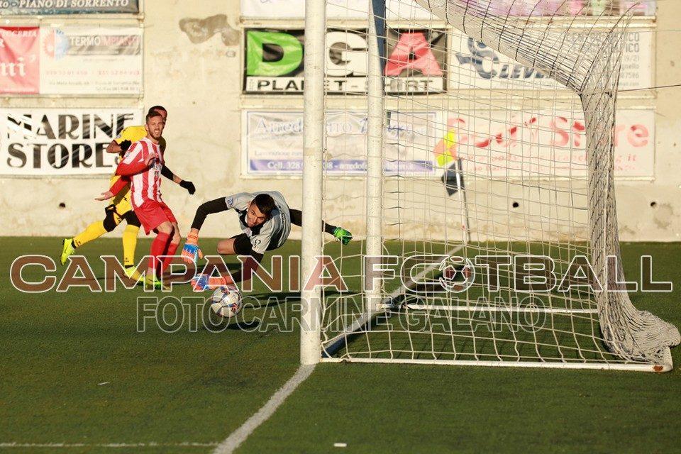 FOTO | Serie D Gir. H, Sorrento-Altamura 1-0: sfoglia la gallery