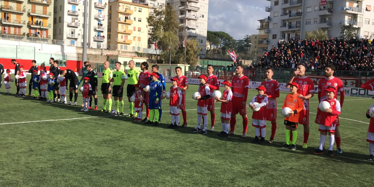 LIVE | Serie D Girone I, Turris-Bari