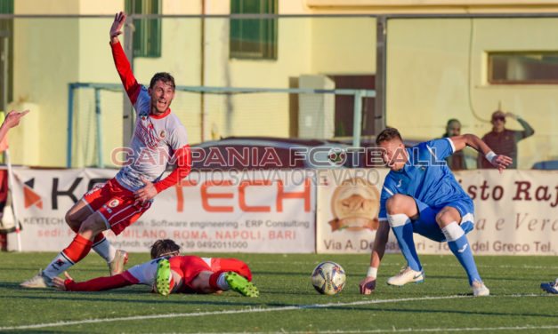 Foto  Serie D Girone I, Turris – Marsala (0-0)
