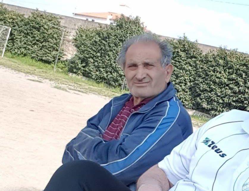 È scomparso Ciccio Apicella, una vita per il Faiano Calcio