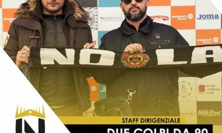 Serie D, Nola piazzati due colpi dirigenziali