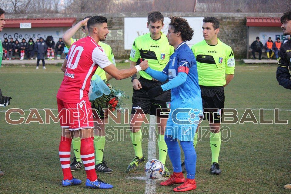 FOTO | Eccellenza Girone B, Cervinara-Agropoli 0-0: sfoglia la gallery
