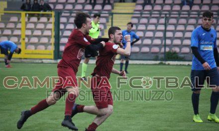 Under 19, doppio Falcone: il San Giorgio espugna lo Ianniello