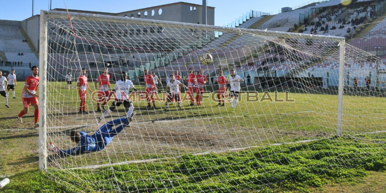 Turris, che caduta! A Messina finisce 5-2