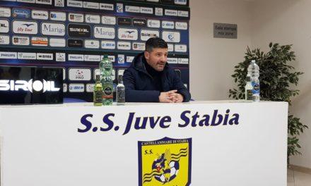 """Post gara Juve Stabia – Reggina, Dg Filippi: """"questi ragazzi hanno voglia di vincere"""""""