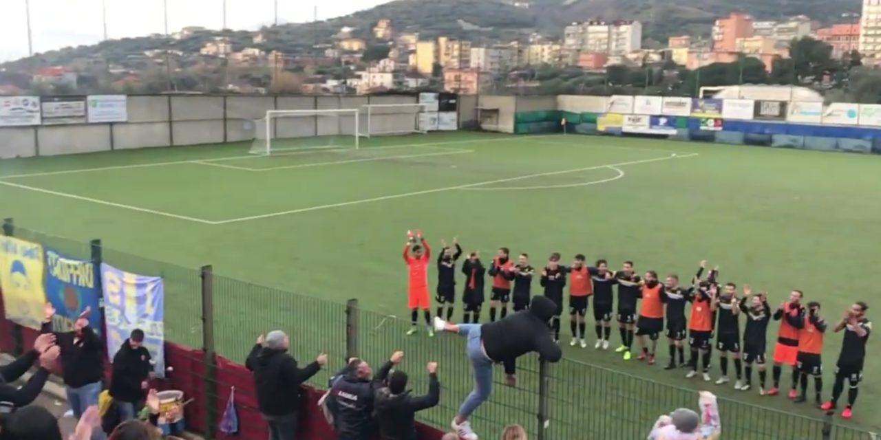 Serie D, Gragnano che peccato: il Cerignola vince all'ultimo secondo!