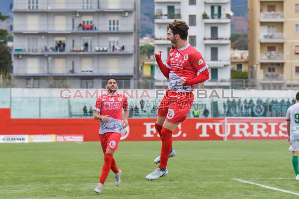 Storica Turris, battuto il Bari 1-0