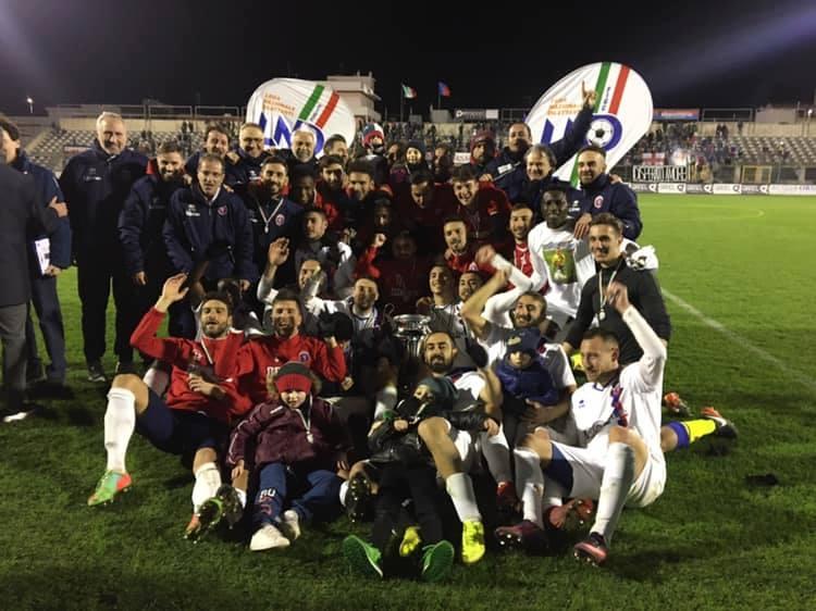 Casarano vince Coppa Italia Puglia: sarà avversario del Cervinara