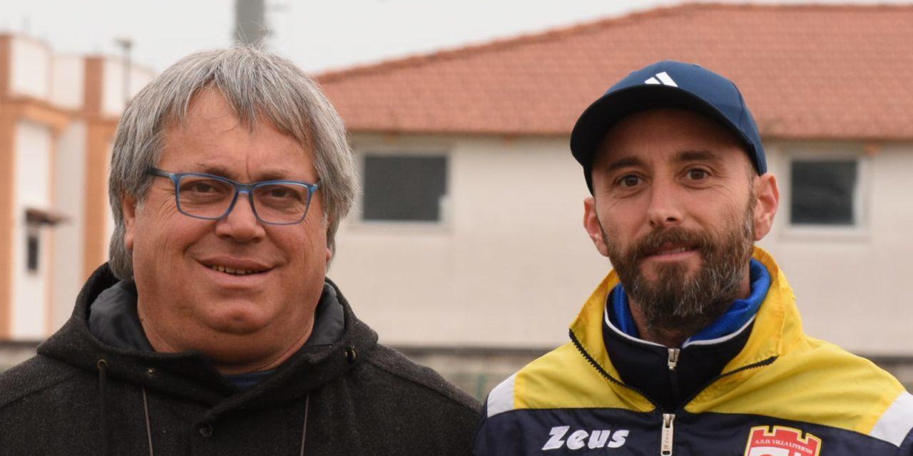 """Villa Literno, Cristiani: """"Onorato di allenare i biancorossi, qui per programmare il futuro"""""""