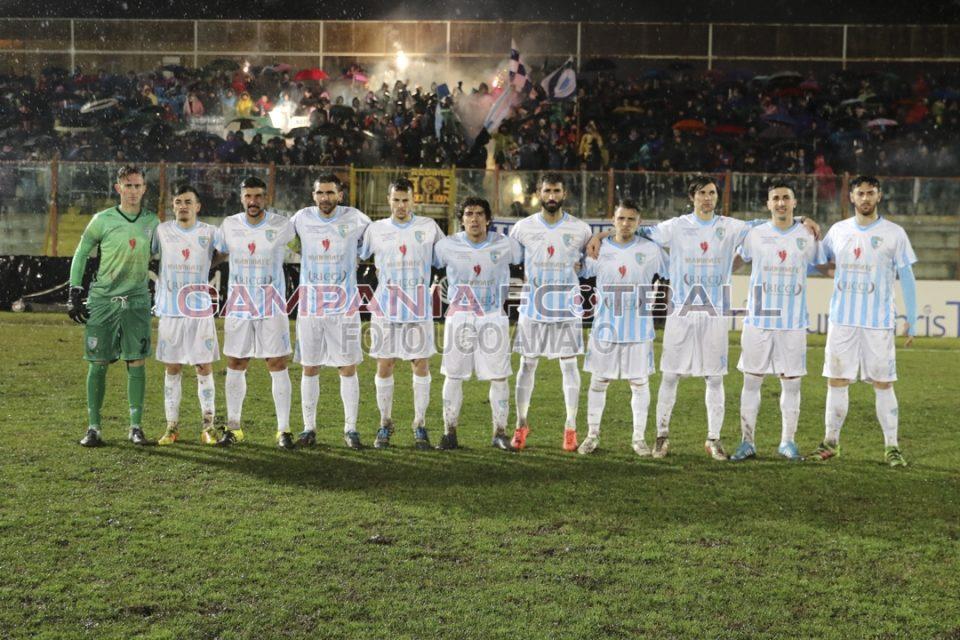 Coppa Italia Dilettanti Fase Nazionale, Cervinara debutta in casa