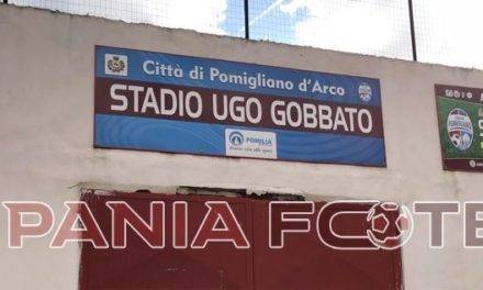 Pomigliano, Gobbato chiuso anche con l'Andria