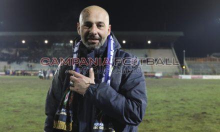 Ufficiale: Iuliano non è più l'allenatore del Cervinara