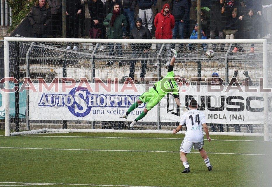 FOTO | Serie D, Nola-Taranto 1-3: sfoglia la gallery