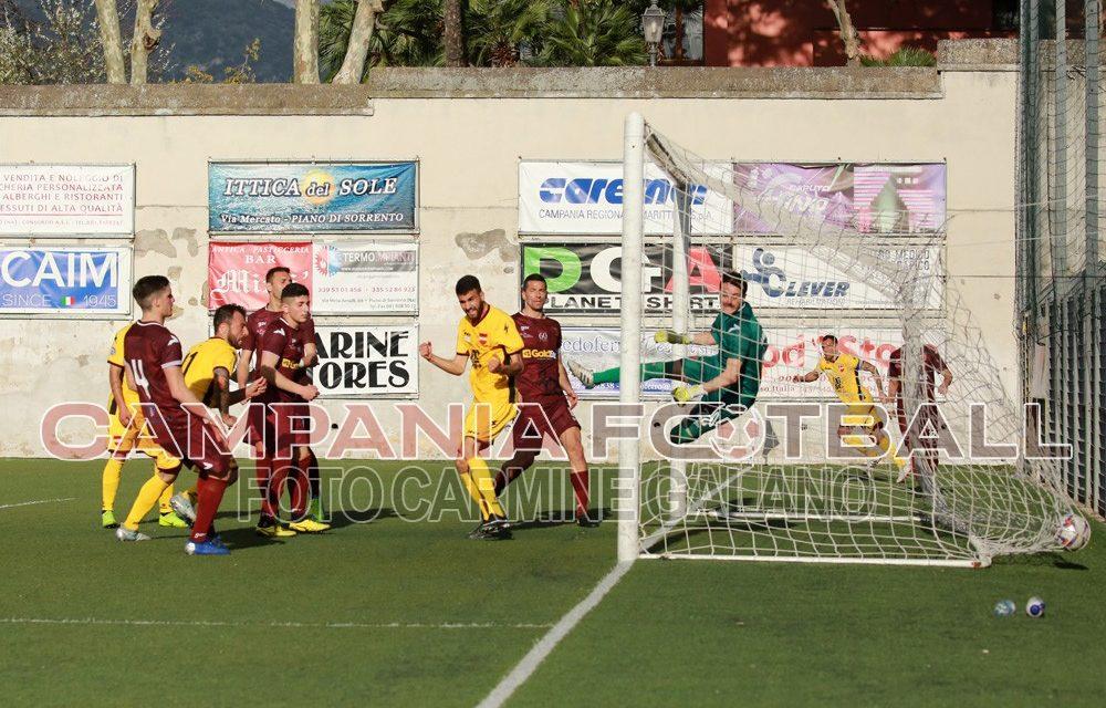 FOTO | Serie D Gir. H, Sorrento-Nardò 2-1: sfoglia la gallery di Galano