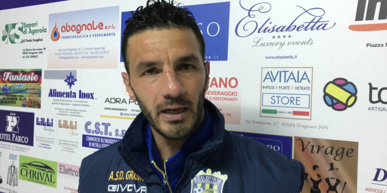 """Martone striglia il Nola: """"Mi aspettavo maggiore fair play, il 2-1 su palla non restituita"""""""