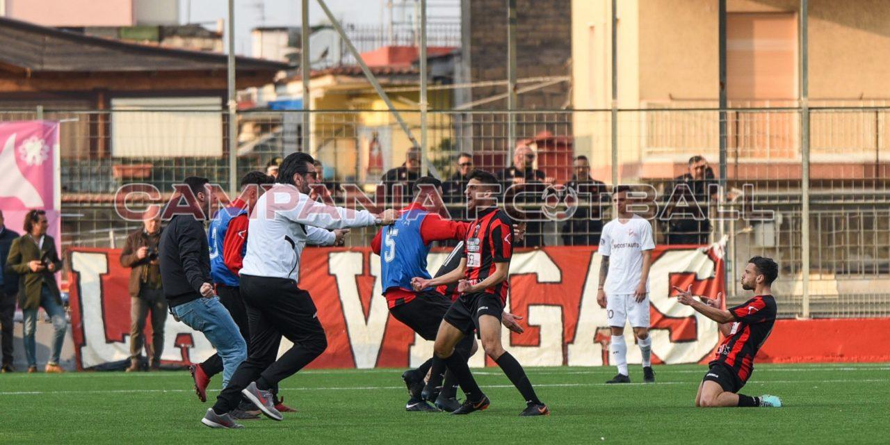 FOTO | Serie D, Nocerina-Roccella 2-0: sfoglia la gallery di Eduardo Fiumara