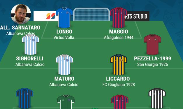 CAMPIONATO ECCELLENZA – GIRONE A | La TOP 11 della 27esima giornata di Campania Football