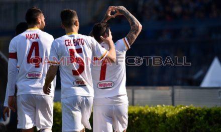 FOTO | Serie C, Cavese-Catanzaro 0-2: sfoglia la gallery di D'Amico e Villani