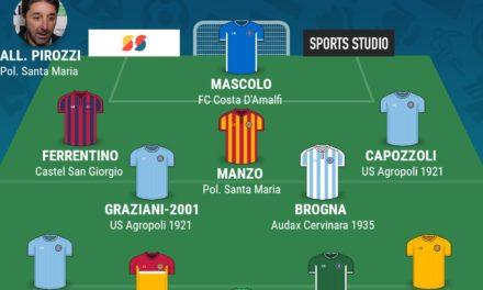 CAMPIONATO ECCELLENZA – GIRONE B | La TOP 11 della 28esima giornata di Campania Football