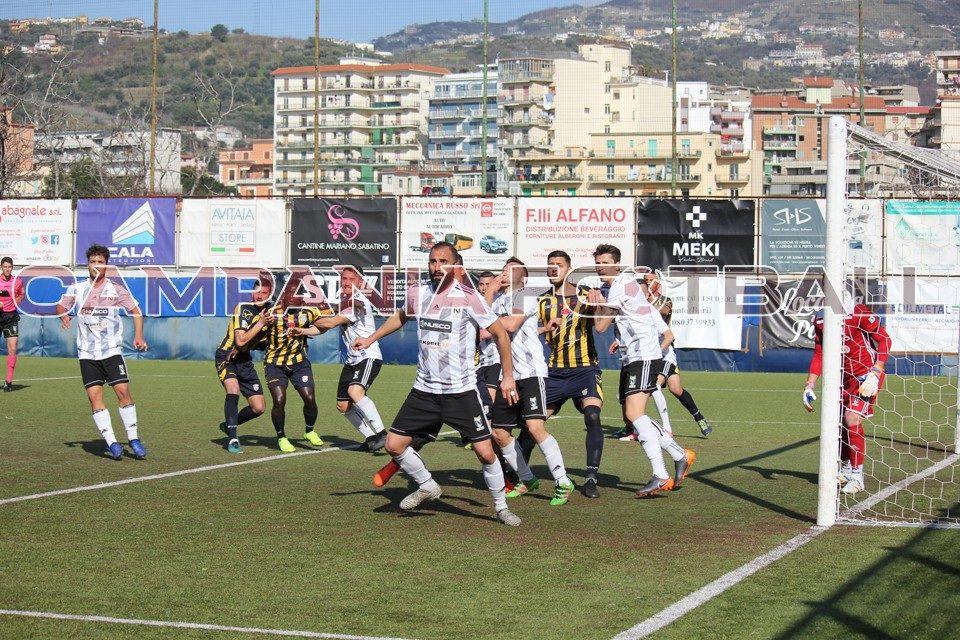FOTO | Serie D Gir. H, derby Gragnano-Nola 1-2: sfoglia la gallery
