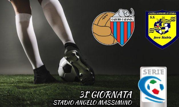 Catania – Juve Stabia: il Massimino è un incubo per i gialloblù