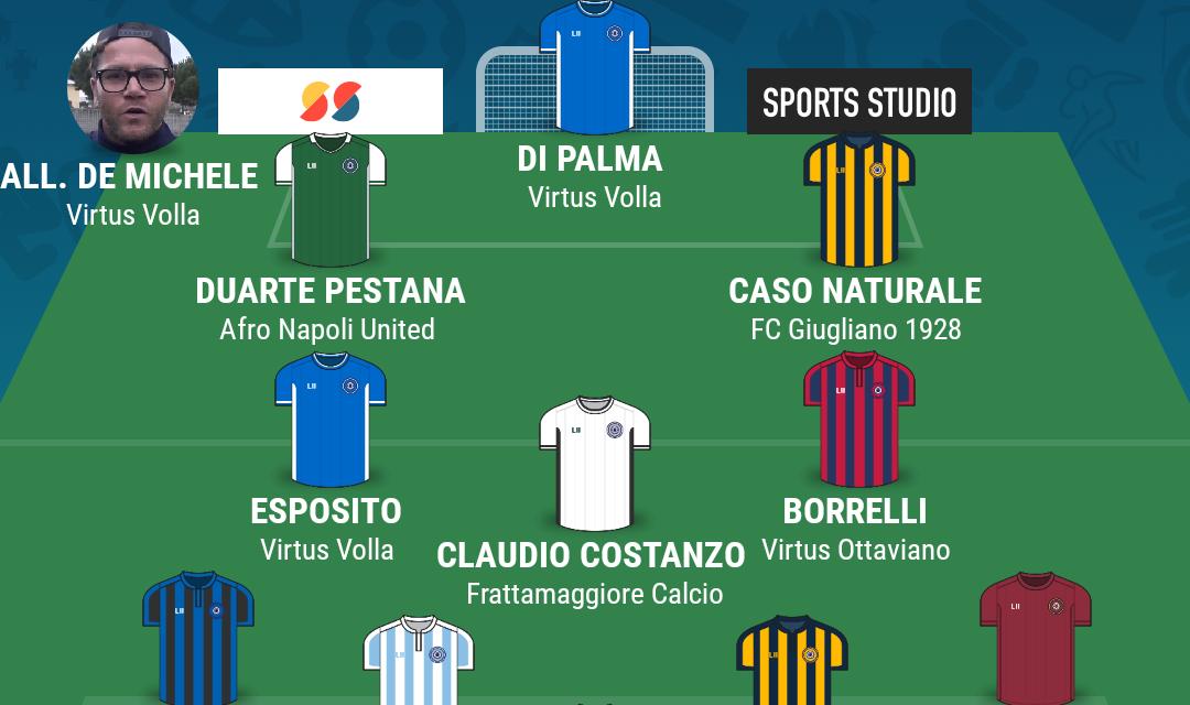 CAMPIONATO ECCELLENZA – GIRONE A | La TOP 11 della 26esima giornata di Campania Football