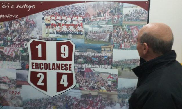 Club Ercolanese, i tifosi hanno la nuova casa