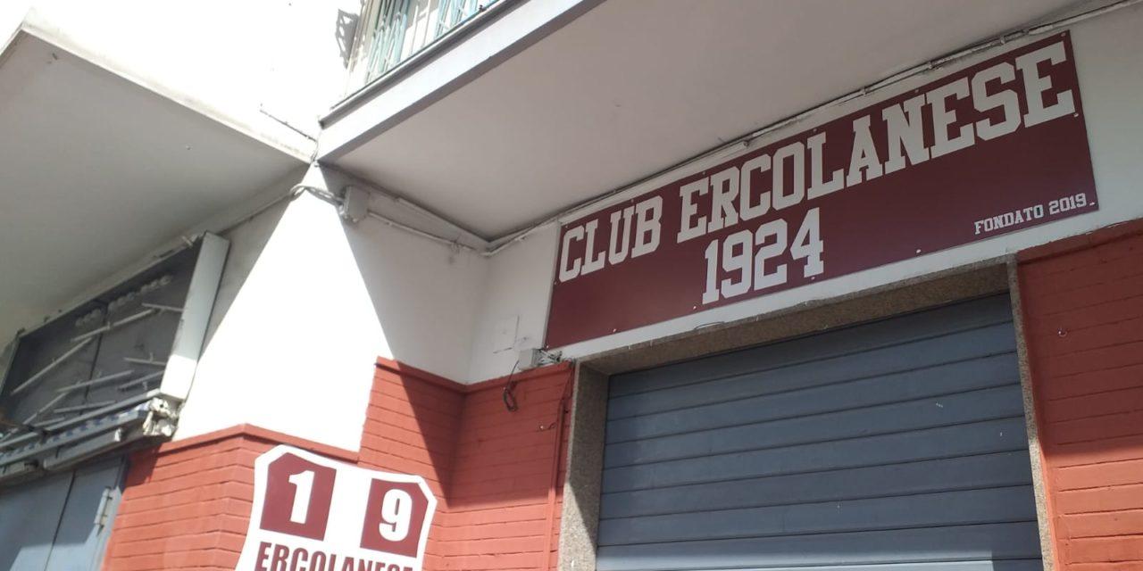 Club Ercolanese, domani l'inaugurazione