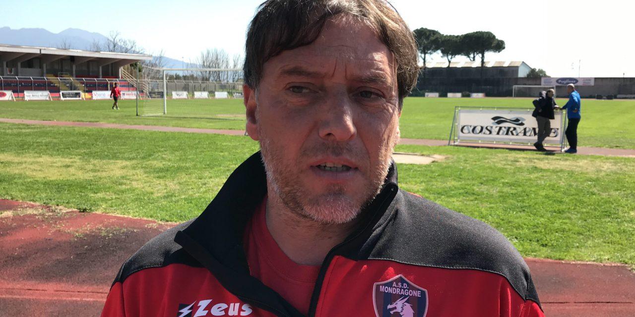 UFFICIALE | Eccellenza, Mondragone: Papa non è più l'allenatore