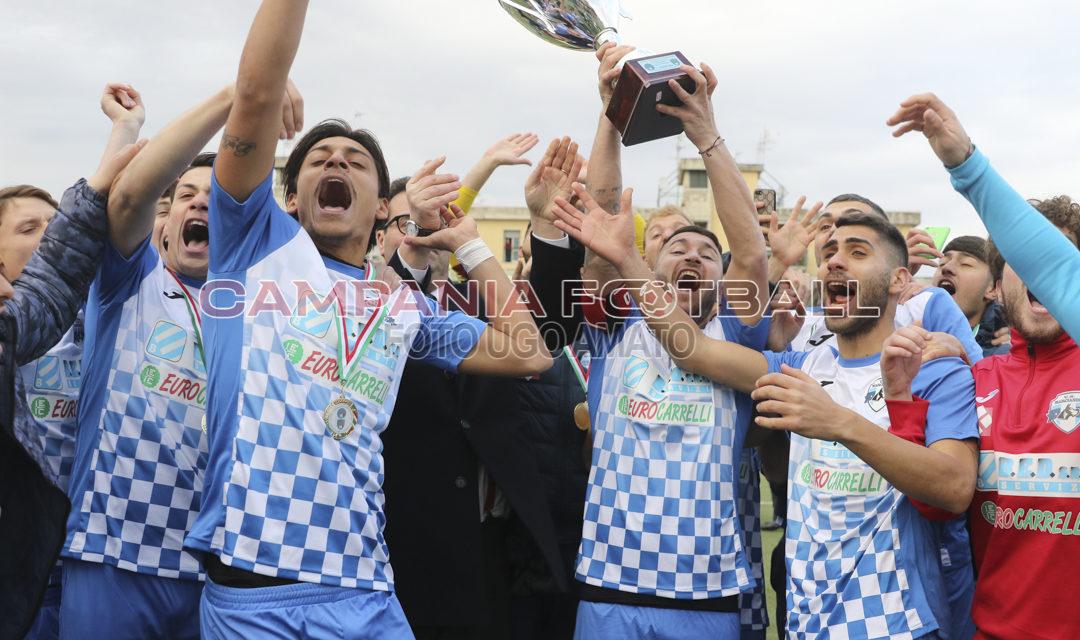 Coppa Campania Promozione  2019/20: tabellone primo turno
